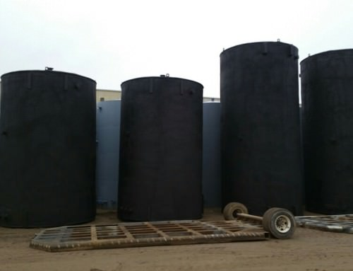 Insulated Heated Storage Tanks 750 BBL (15)