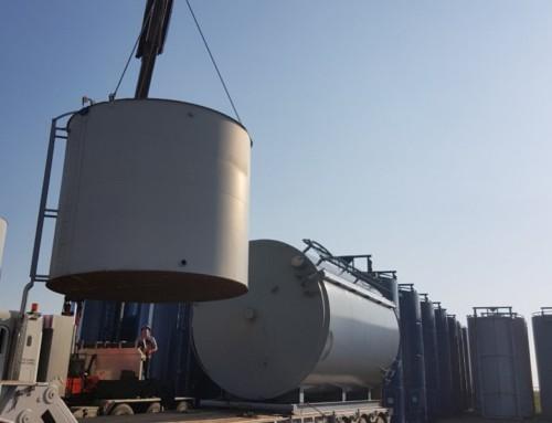200 BBL Single Wall Storage Tank