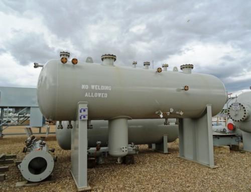 Compressor Discharge Separator