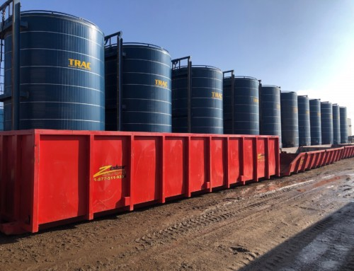 400 BBL Sloped Bottom Metal Cladded Complete with Steam Coils