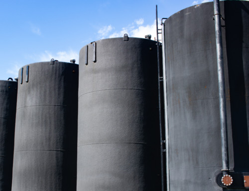 New 1000 BBL Internally Coated Storage tanks