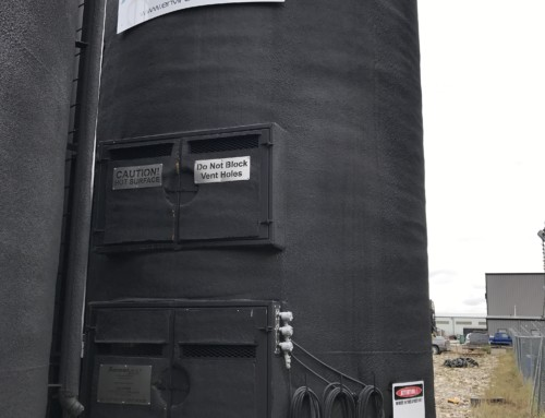 EnviroVault ThermoVault – 400bbl Treating Tank