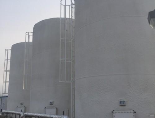 750 BBL Water Storage & Sewage Tanks
