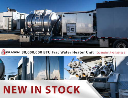 38,000,000 BTU Dragon Frac Water Heater Unit (3)