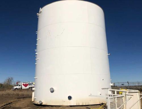 2000 BBL Water Storage Tank