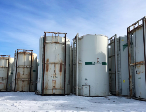 400 BBL Storage Tanks