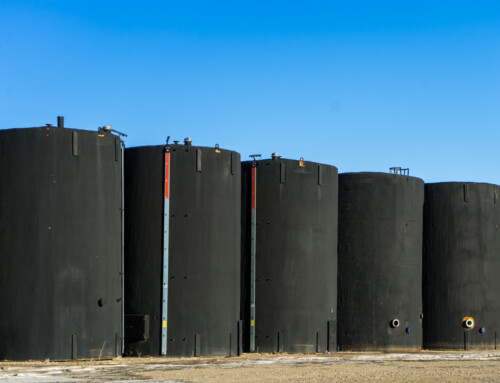 750 BBL Sales and Production Tanks