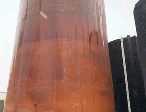 2250 BBL Storage Tank
