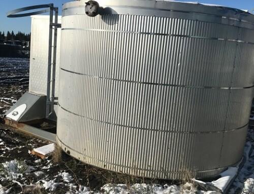 100 BBL Argo Tank