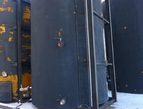 400 BBL Furix Tank