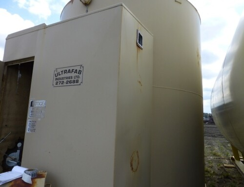 200 BBL Ultrafab Tank