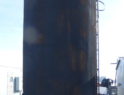 400 BBL Storage Tank 2011
