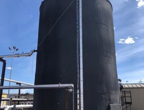 2000 BBL Storage Tank – Dual Firetubes